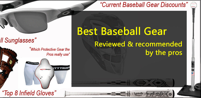 Baseball equipment reviews