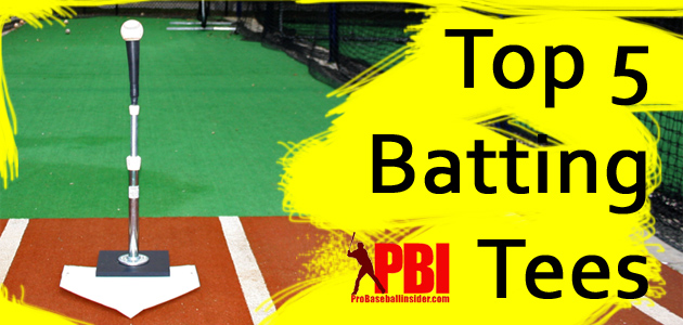Best batting tees