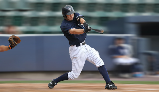Image by Frank Lauri. developing a quality 2 Strike hitting approach