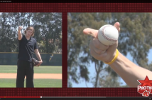How to throw a slider, slider grip and tips from Garrett Richards MLB pitcher