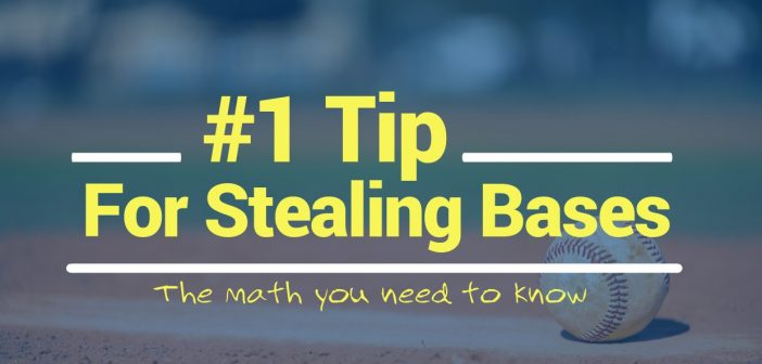 How to steal a base