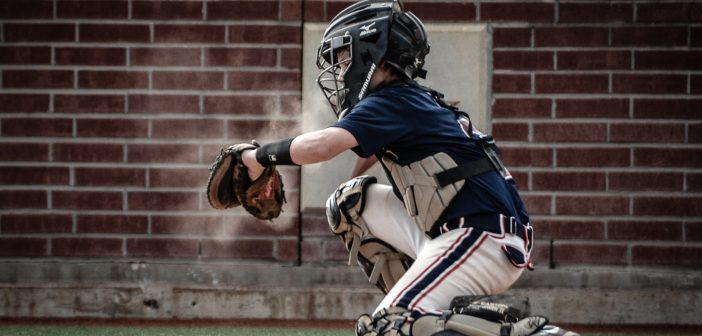Baseball catcher position teaches leadership life skills