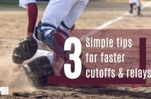 Whether or not it's a play at the plate, baseball cutoffs are almost always a huge momentum shift in a game
