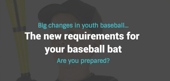 New USA bat labels for 2018 new youth baseball bat requirements. How to know if my bat is approved