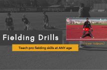 Fielding drills for youth baseball