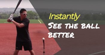 Major League tips for how to see the ball better when hitting