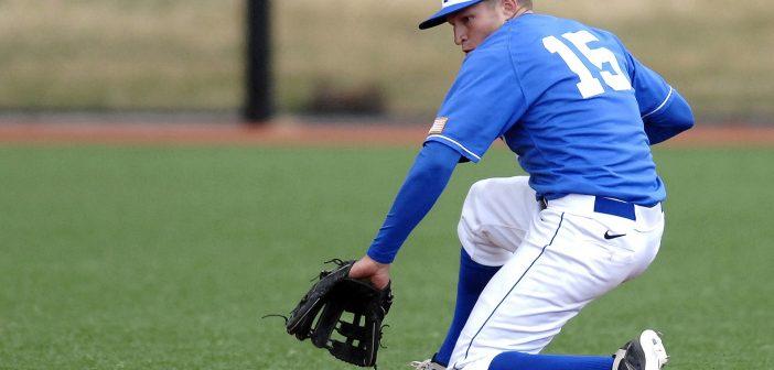 How to backhand the baseball